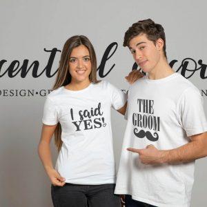 Egyedi mintás pólók